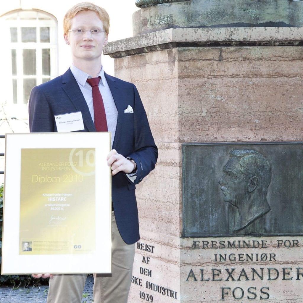Alexander Foss Industrifond 2