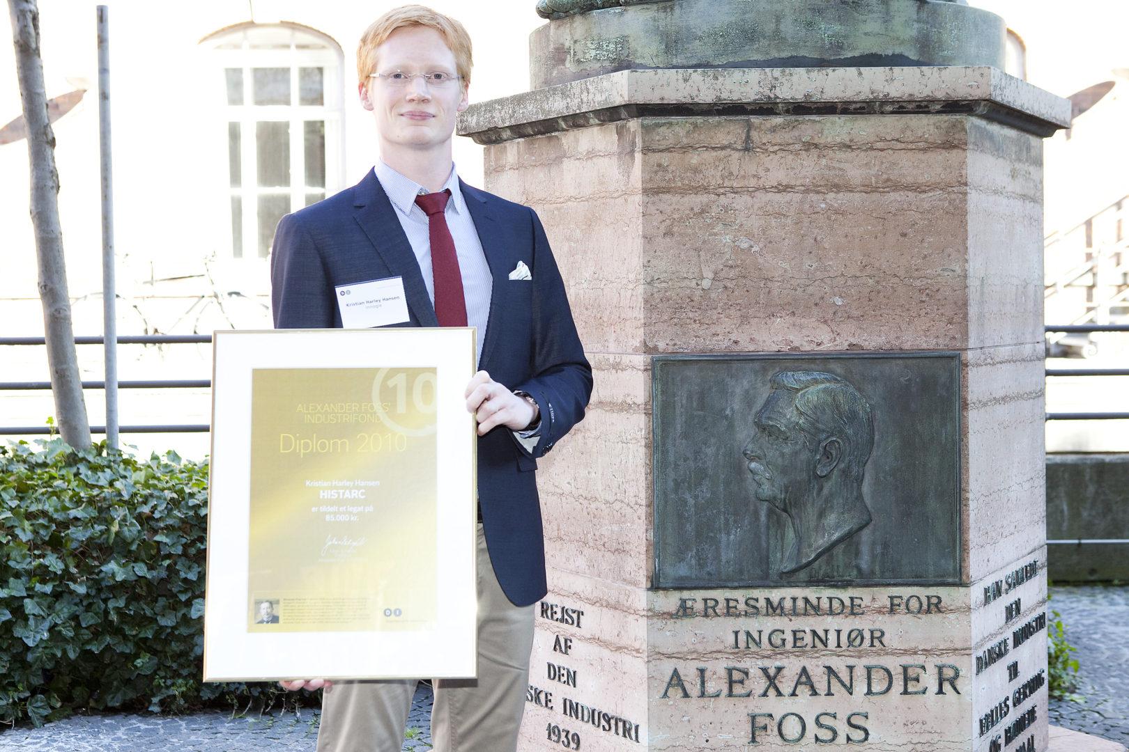 Alexander Foss Industrifond