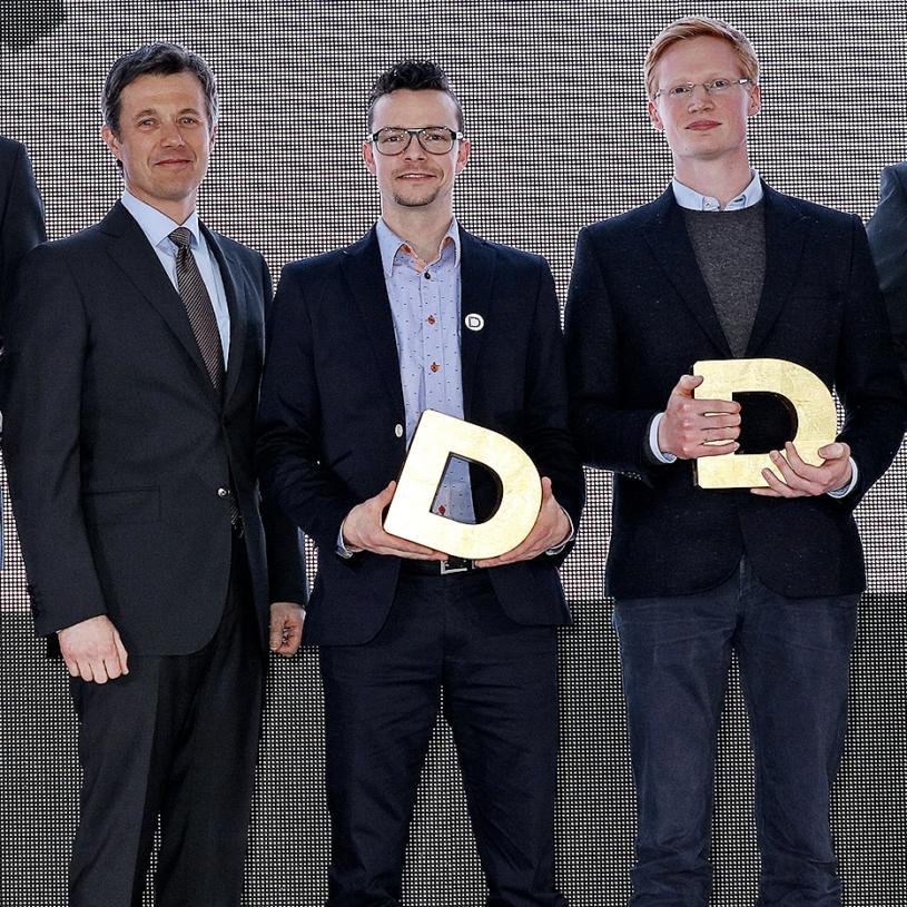 Danish Design Award 2016 ennogie